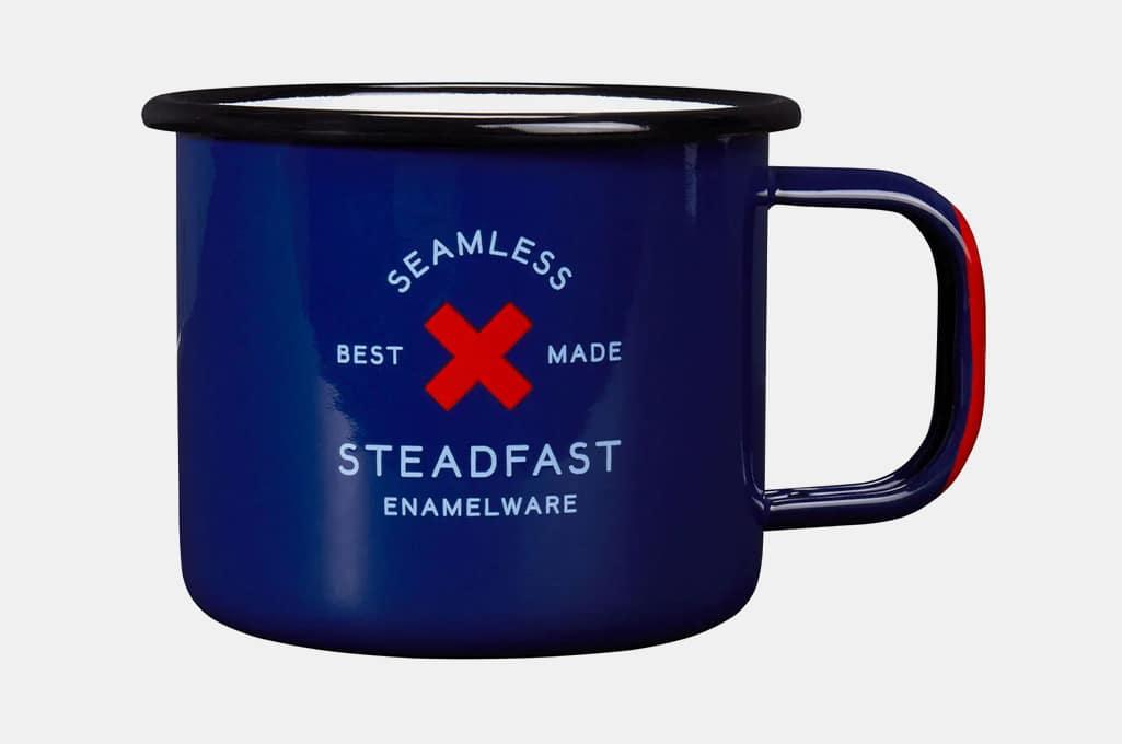 Best Made Seamless & Steadfast Enamel Mugs