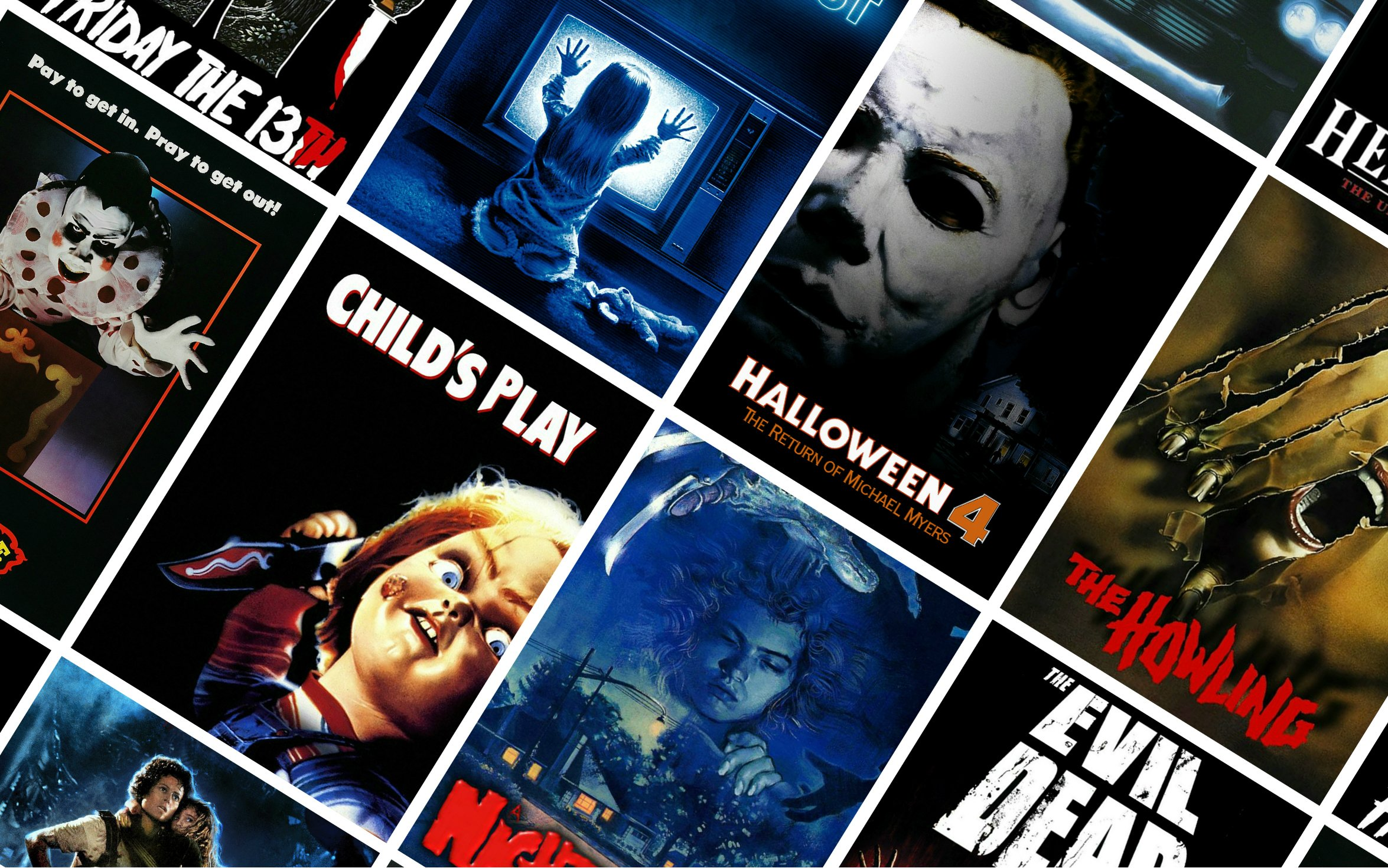 The 25 Best 80s Horror Movies | GearMoose