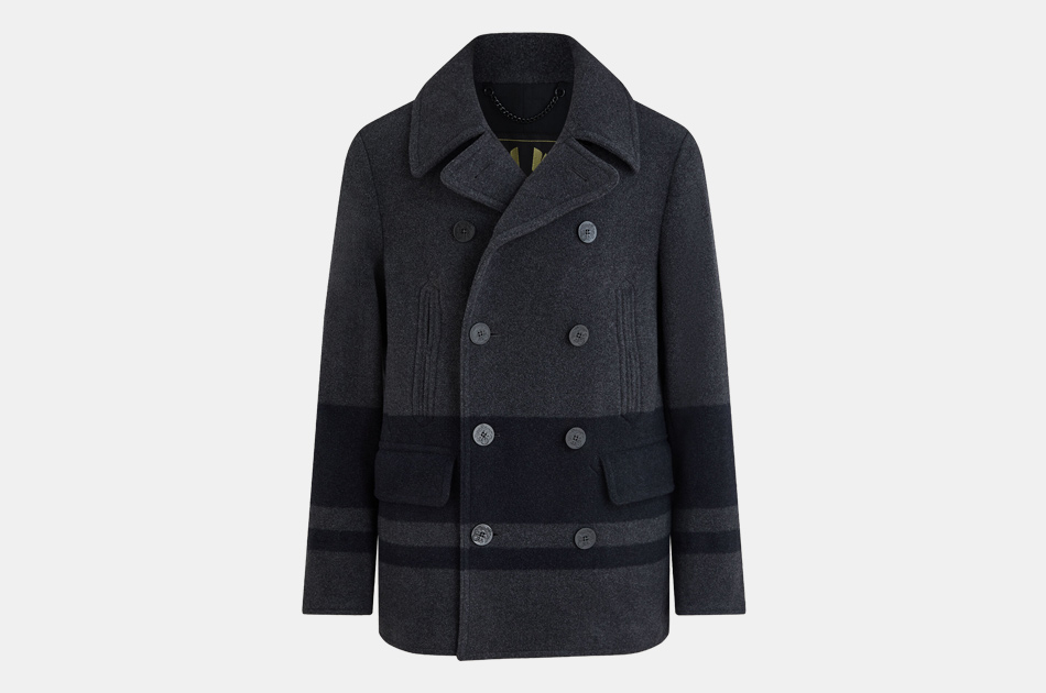 Belstaff Virginal Wool Peacoat