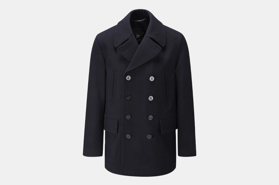 Gloverall Churchill Peacoat