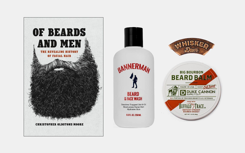 Essentials For No-Shave November