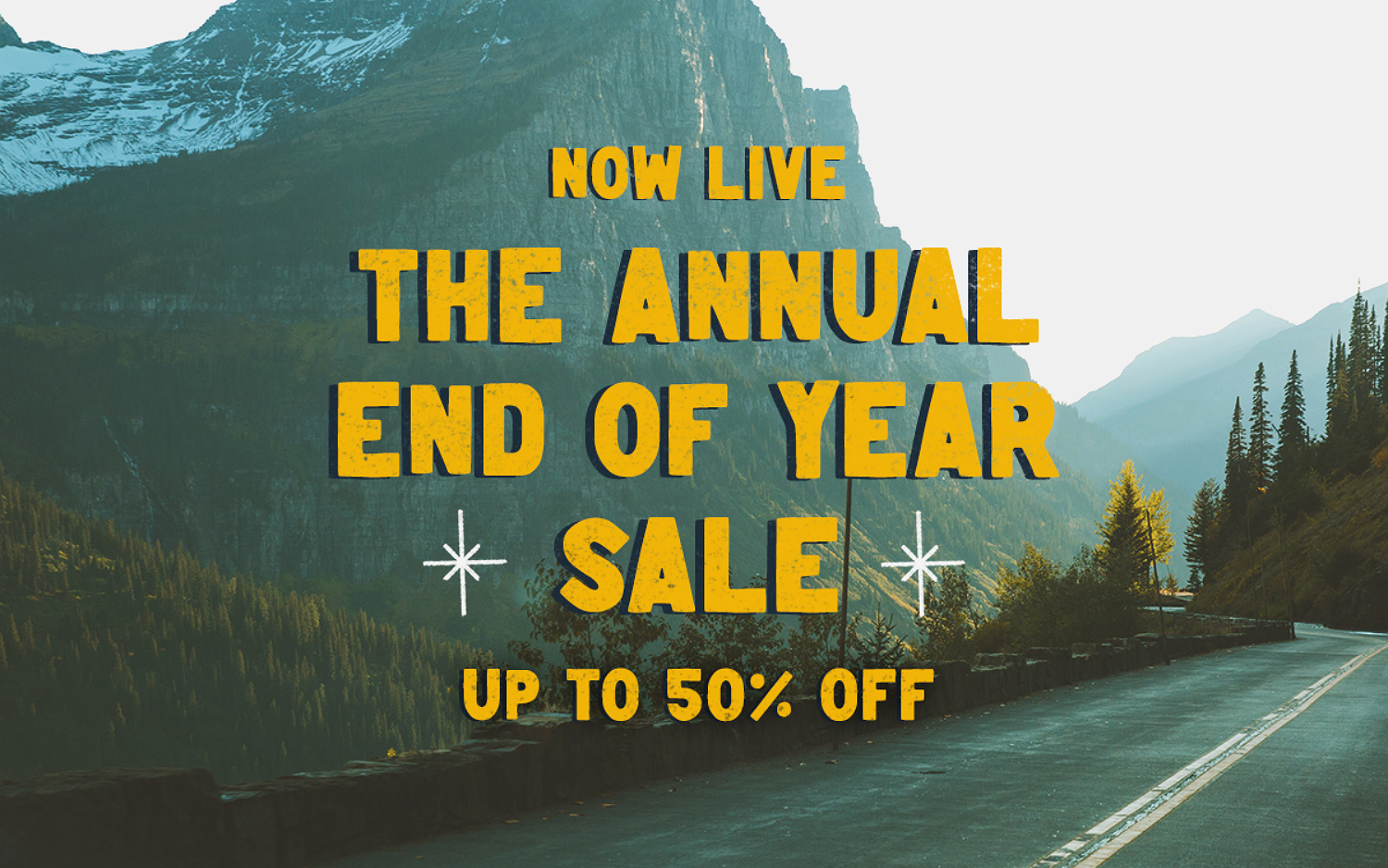Huckberry Year-End Clearance