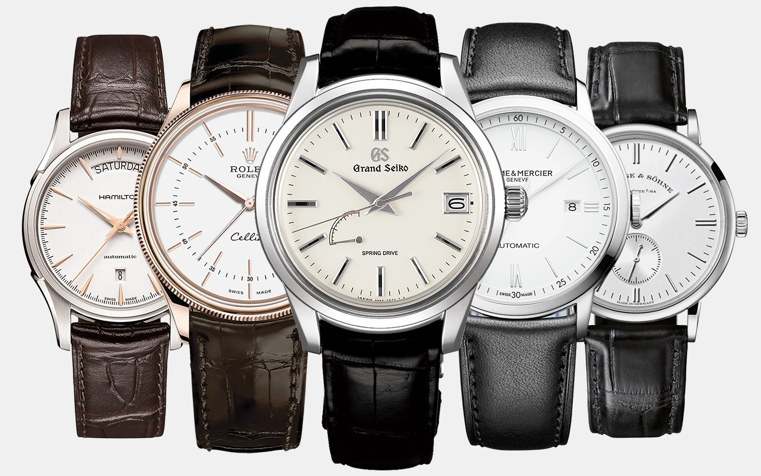 The 20 Best Dress Watches For Men