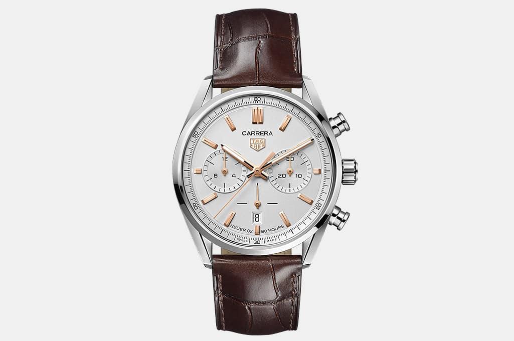 Tag Heuer Carrera Automatic Chronograph
