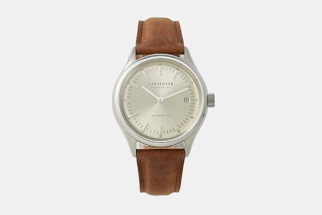 Carpenter Brooklyn Gent G1 Watch