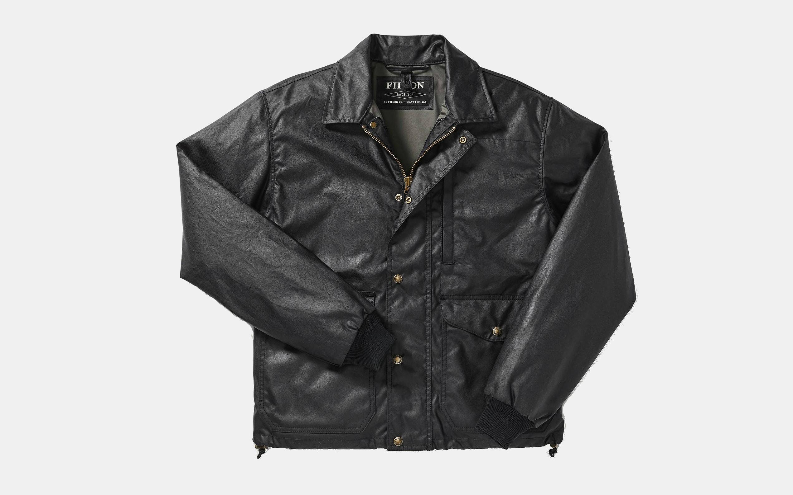 Filson Cover Cloth Aberdeen Work Jacket