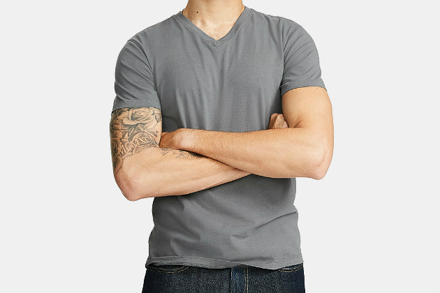 American Giant Classic V-Neck Tee