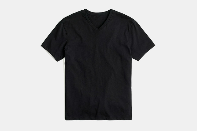 J.Crew Essential V-neck T-Shirt