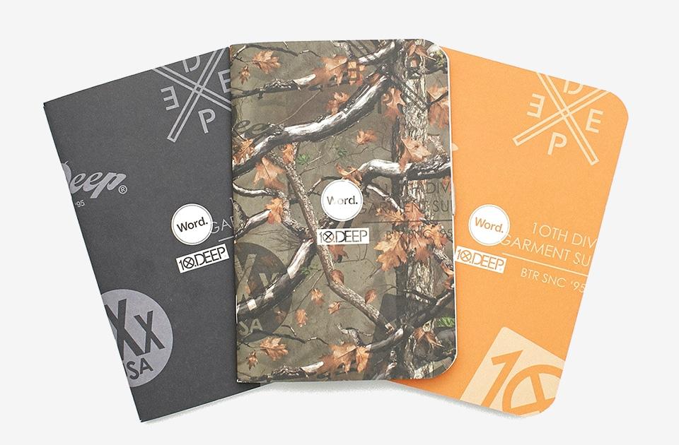 10.Deep x Word notebooks