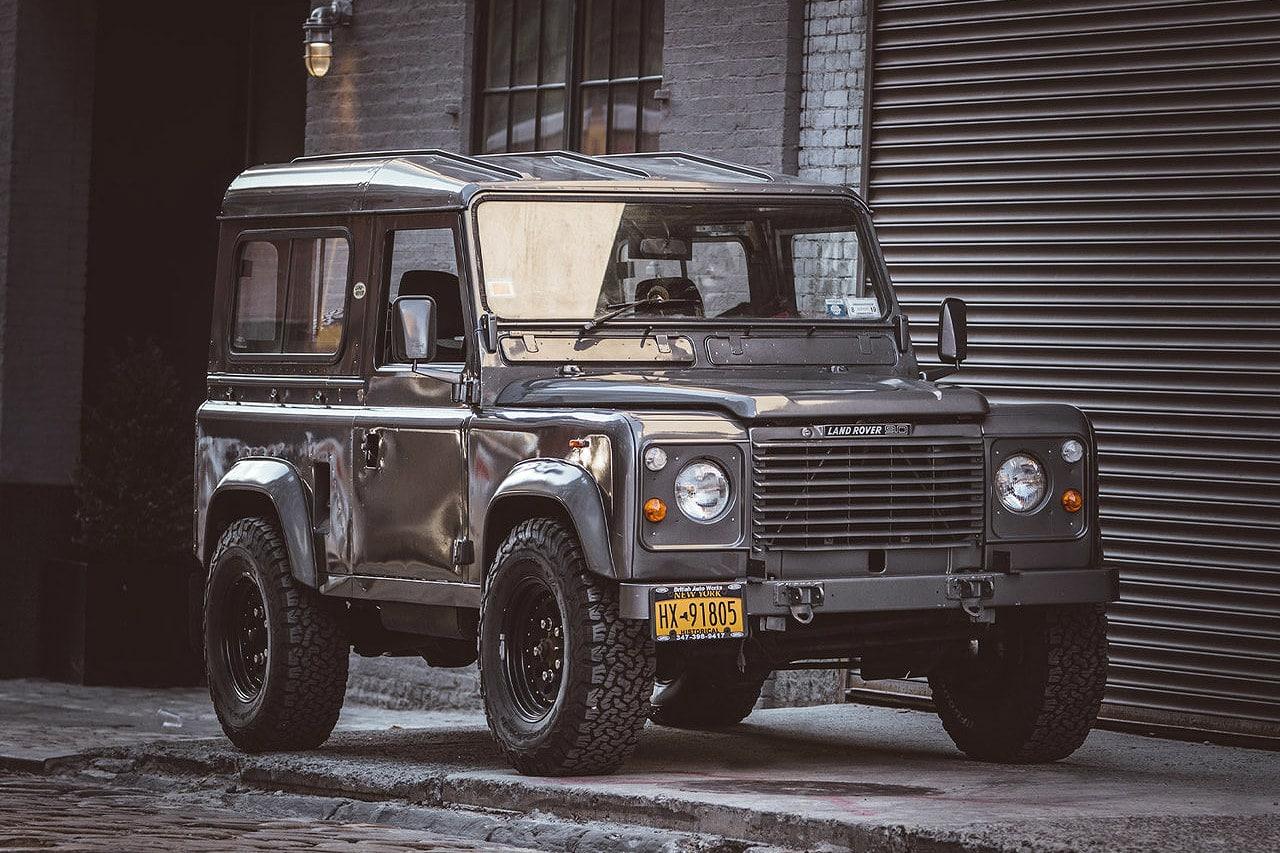 1986 Land Rover 90