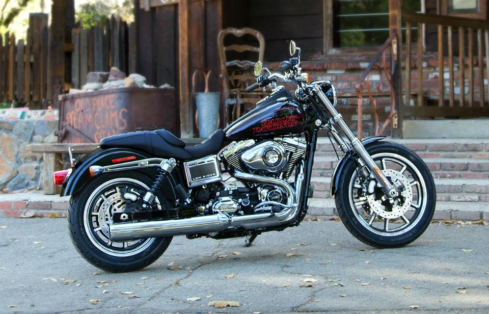 2014 Harley Davidson Low Rider