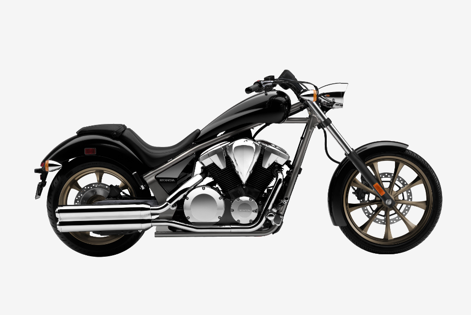 2015 Honda Fury Motorcycle