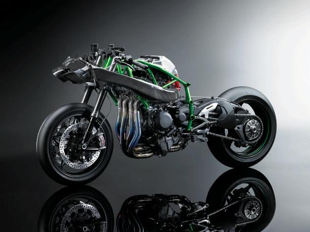 2015 Kawasaki Ninja H2R Motorcycle