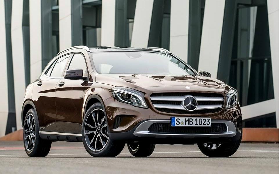 2015 Mercedes-Benz GLA Class