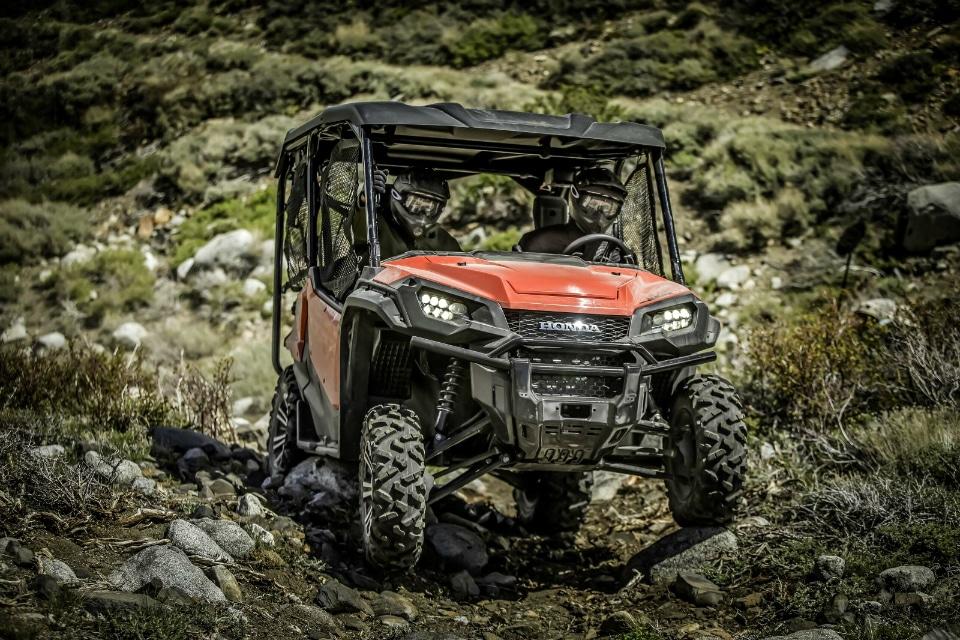 2016 Honda Pioneer 1000 ATV