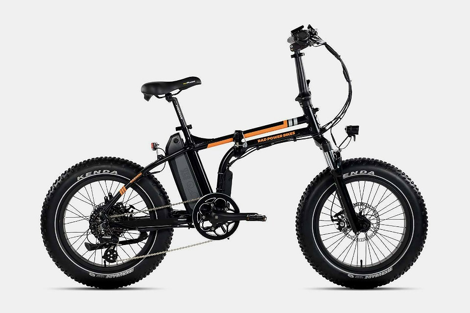 2019 Radmini Electric Folding Fat Bike