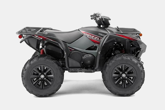 2019 Grizzly EPS SE