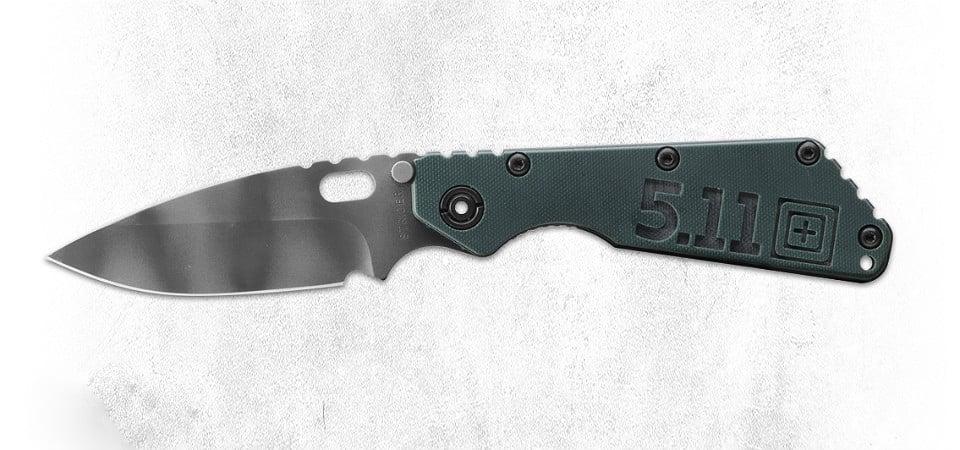 5.11 x Strider SMF Folding Knife