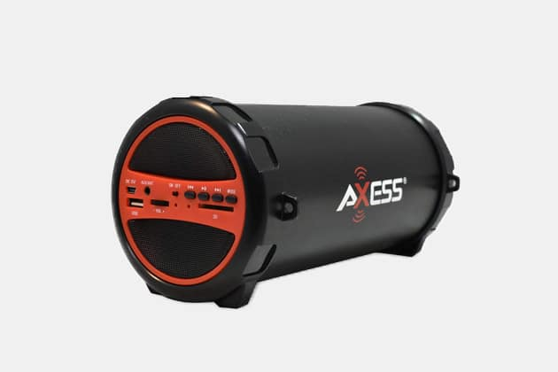 AXESS SPBT1031 Portable Bluetooth
