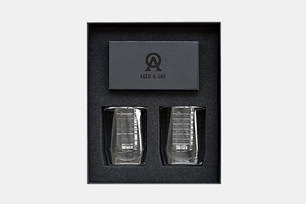 Aged&Ore Duo Glass