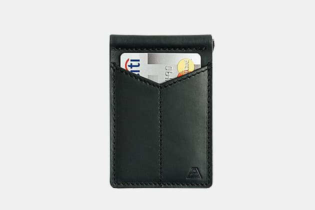Andar Minimalist Card Holder