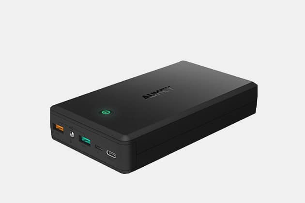 Aukey 30000mAh Power Bank With Quick Charge 3.0