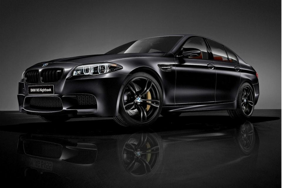 BMW M5 Nighthawk Edition