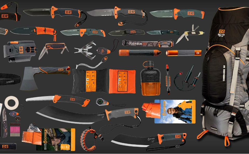 Gerber Bear Grylls Ultimate Survival Pack