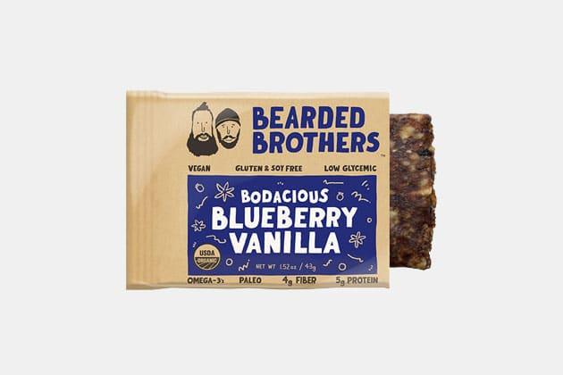 Bearded Brothers Energy Bars