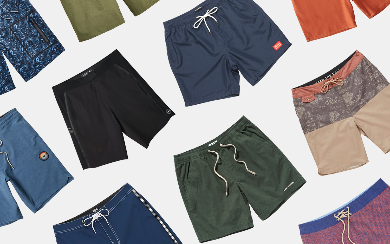 25 Best Men's Board Shorts