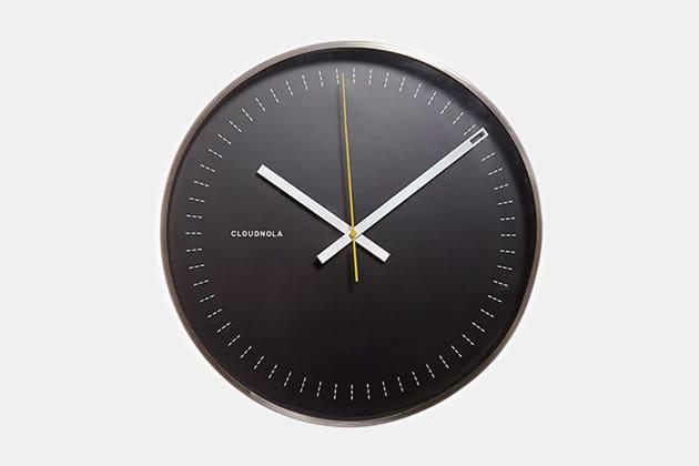 Cloudnola Objective Wall Clock