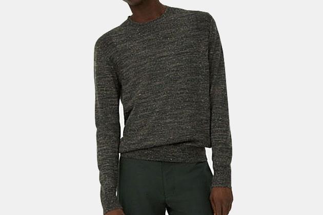 Club Monaco Rollneck Sweater