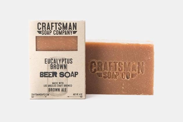 Craftsman Beer Soap