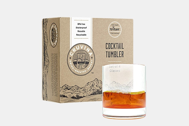 Cruvina Unbreakable Cocktail Glass