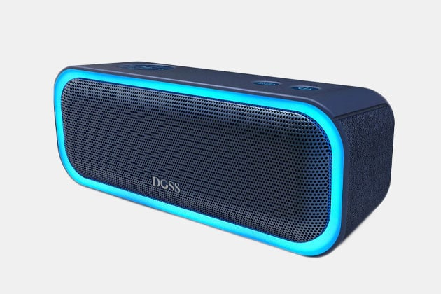 DOSS SoundBox Pro Portable Wireless Bluetooth Speaker