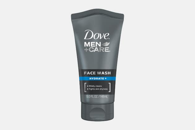 Dove Men+Care Hydrate+ Face Wash