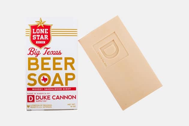 Duke Cannon Big Texas Beer Soap