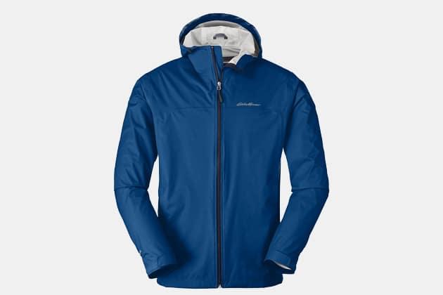 Eddie Bauer Cloud Cap Lightweight Rain Jacket