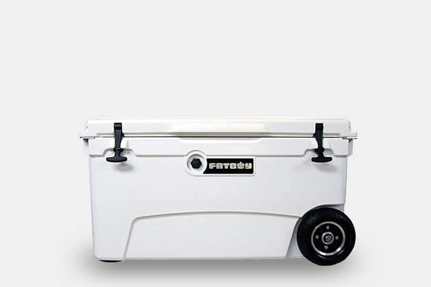 FatBoy Roto Molded Wheeled Cooler