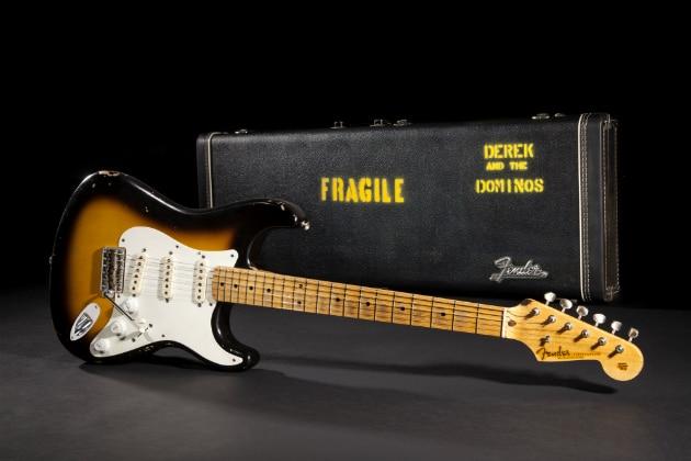 Eric Clapton Fender Stratocaster