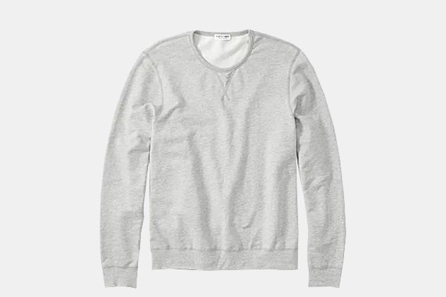 Flint and Tinder Reversible French Terry Sweatshirt