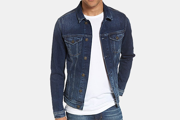 Frank Denim Jacket