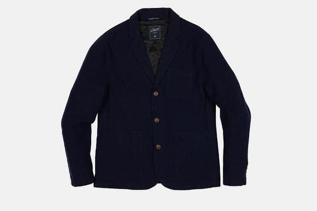 Gravers Hutton Wool Sport Coat