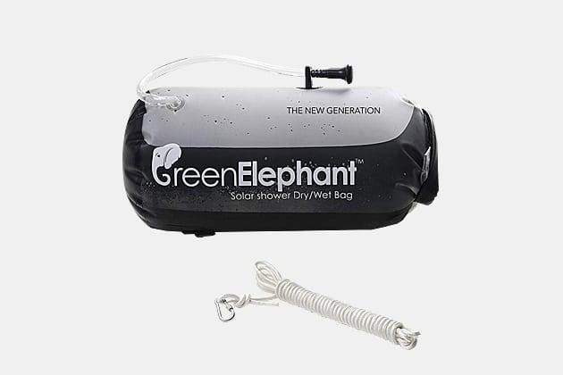 Green Elephant Solar Shower
