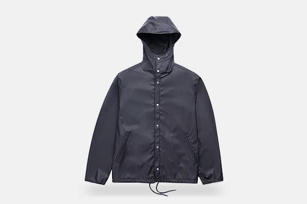 Herschel Supply Forecast Hooded Coach Jacket