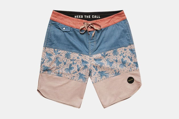 Howler Brothers Stretch Vaquero Board Short