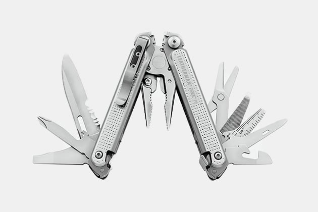 Leatherman FREE P2 Multipurpose Pliers
