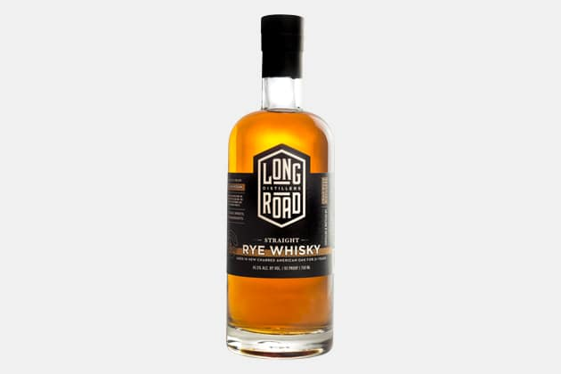 Long Road Distillers Straight Rye Whisky