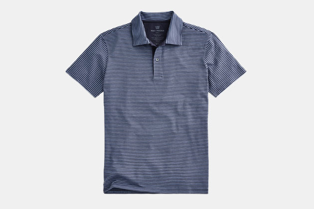 Mack Weldon Intrepid Polo