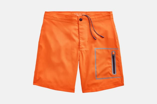 Mack Weldon Swim Board Shorts